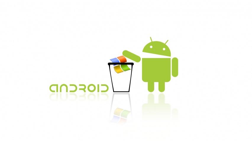Android versus Windows