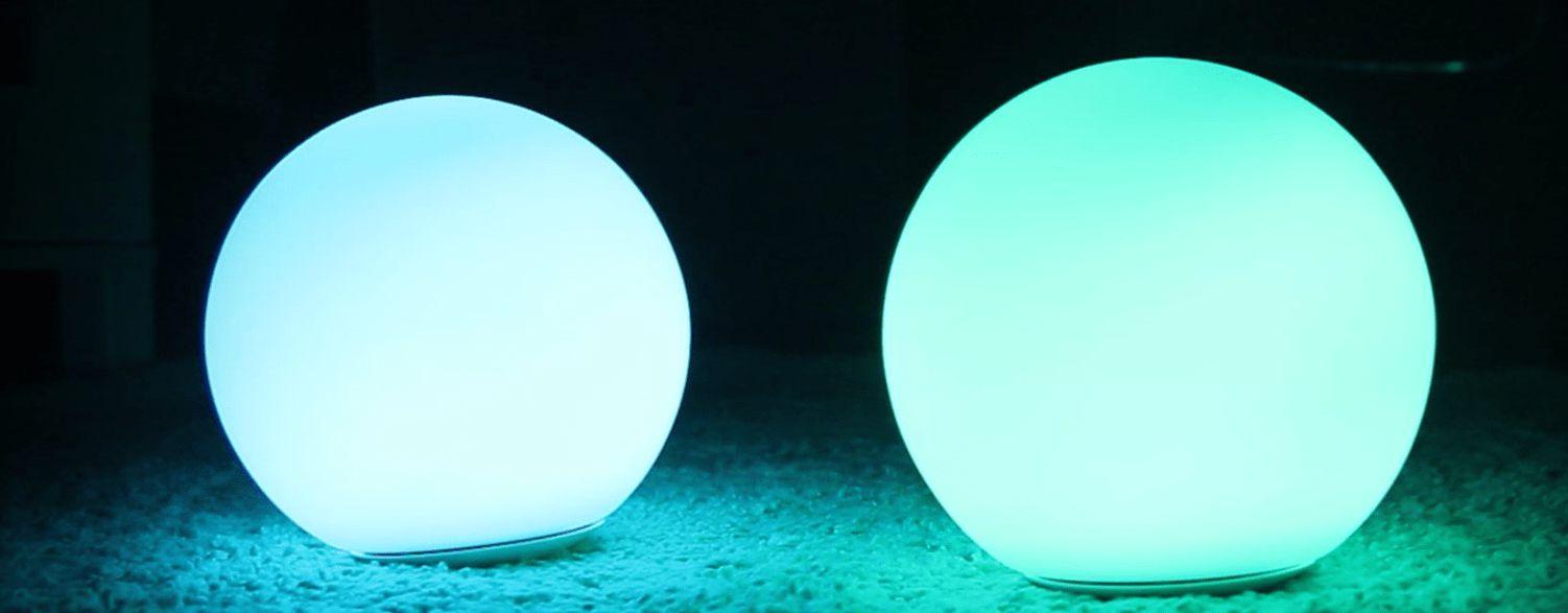 MiPow Playbulb Sphere: levné a povedené světlo s ovládáním přes mobil