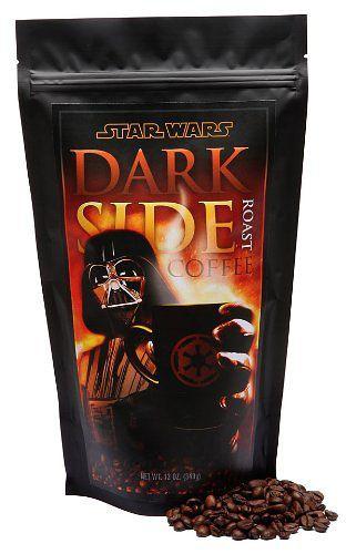 černé kafe