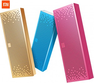 barvy dostupné u Xiaomi reproduktoru
