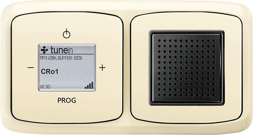 Vypínače, které hrají. To je AudioWorld od ABB