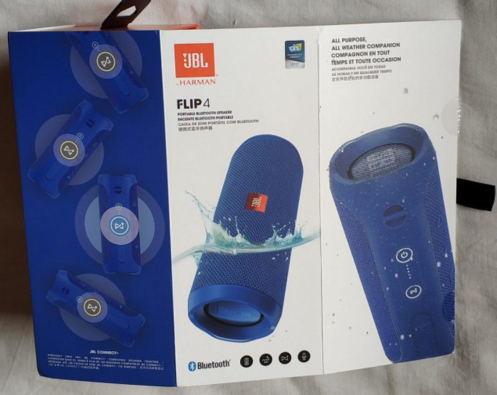 JBL Flip 4 je prcek, ale rozbalí to dobře