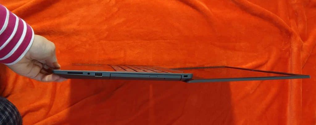 Notebook Lenovo Ideapad V330-15IKB - oceníte ticho a rychlost SSD