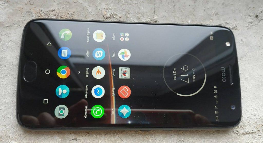 Lenovo Moto X4 - když chcete víc