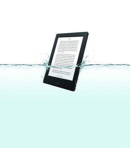 Čtečka ebooků Kobo Aura H20 představena