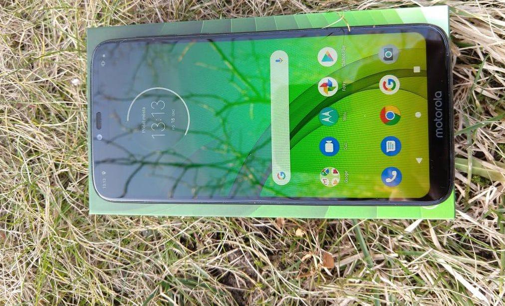 Motorola Moto G7 Power – velký mobil s obrovskou výdrží