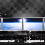 Práce s jedním monitorem? No way!