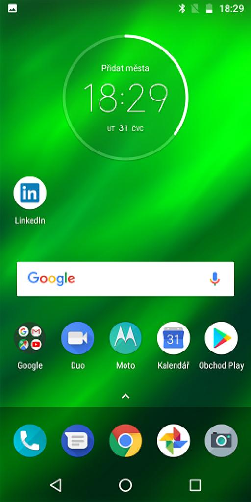 Lenovo Moto G6 Plus – plácačka střední třídy s vychytanými Moto funkcemi a duálním foťákem 4K