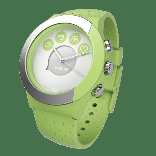 cogito-light-green-hodinky