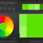 Vyberte snadno barevné kombinace s Color Scheme Designer