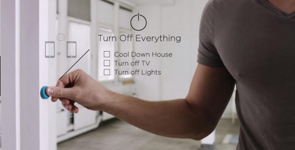 Flic Smart Button - ovládejte chytrou domácnost tlačítky