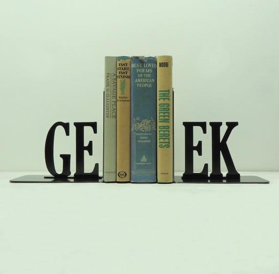 Geek knihovna