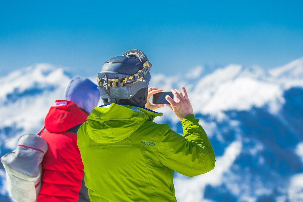 Jaké kryty na mobil jsou vhodné na lyžování?