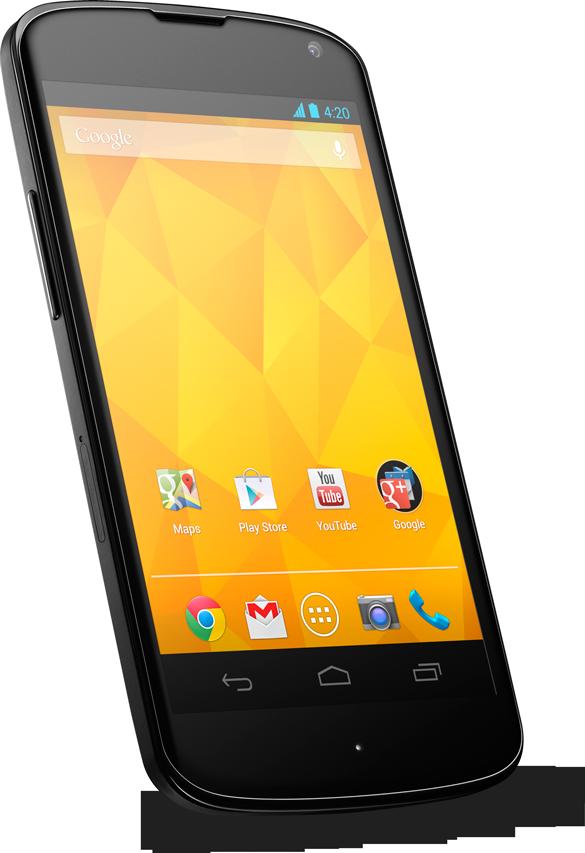 Google Nexus 4 – první dojmy