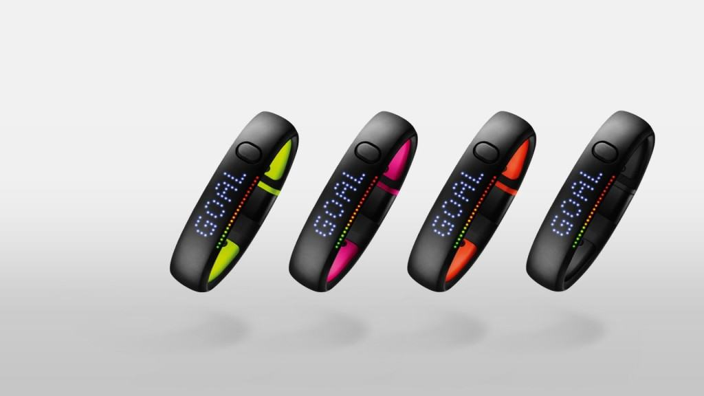 Nike Fuelband SE barvy