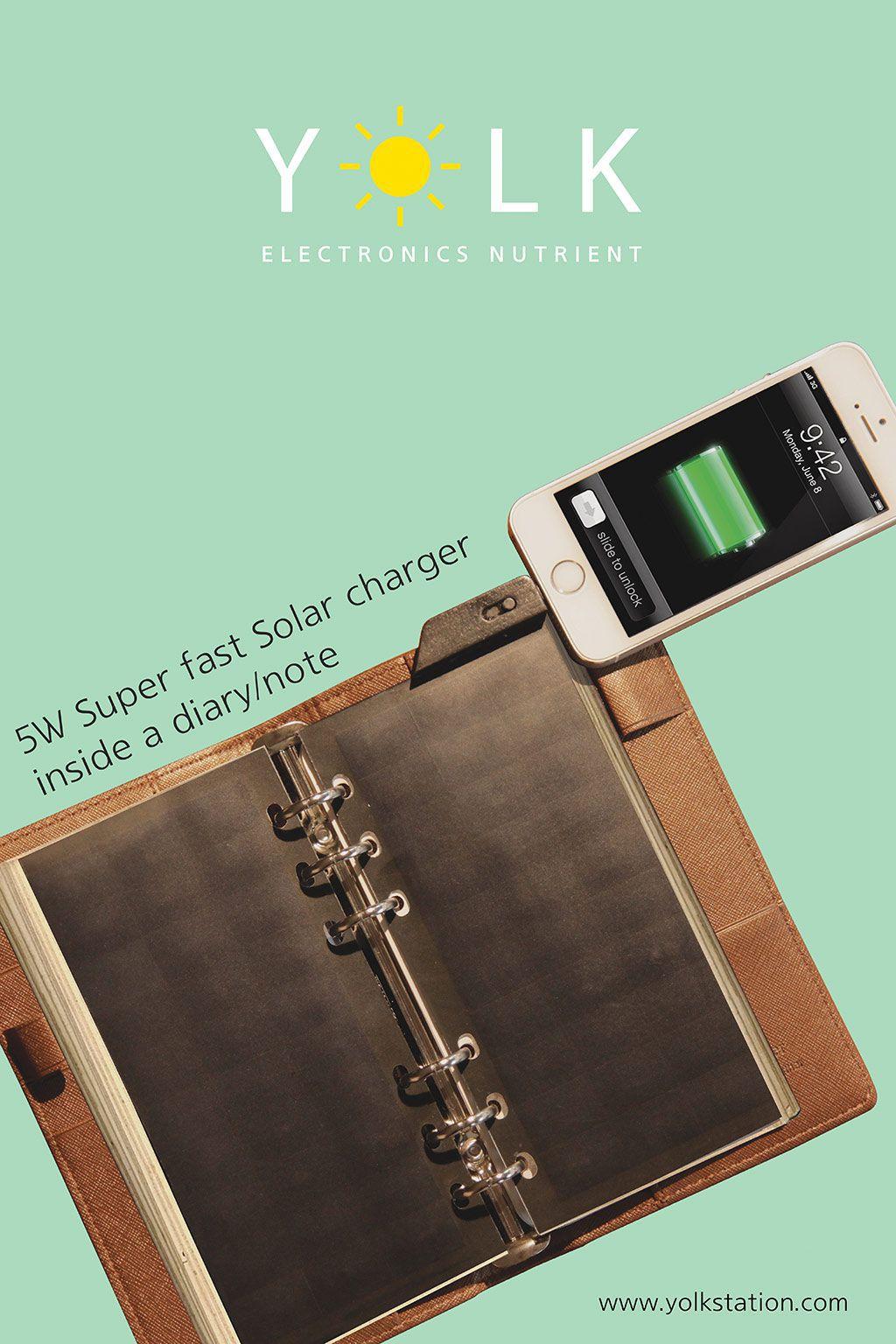 Solární baterie v zápisníku? Možná už brzy!