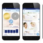 Nutrimimi:  1000 dní od početí po batole v mobilu