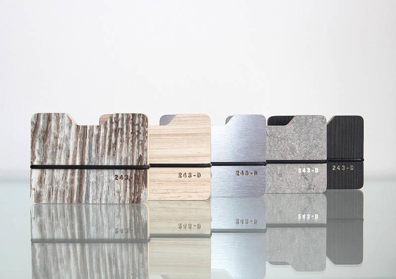 Wallit peněženka - dekory