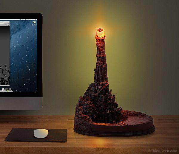 Sauron lampa