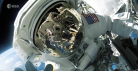 Jak vypadá práce v kosmu z vlastního pohledu? Máme video!