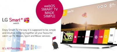 Kam kráčejí chytré televize?
