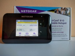 Otestovali jsme NETGEAR AirCard 810 Mobile Hotspot