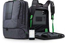 AMPL Smart Backpack. Další batoh s haldou energie na cesty.