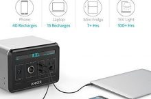 The Anker Powerhouse: 120000 mAh na cesty
