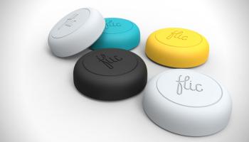 Flic Smart Button – ovládejte chytrou domácnost tlačítky
