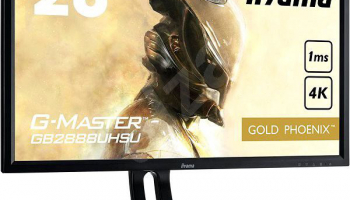 Moje dojmy ze 4K monitoru 28″ iiyama G-Master Gold Phoenix GB2888UHSU