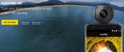 Sférické fotky s iPhonem snadno? Insta360 nabízí snadné řešení, je tu však pár ale