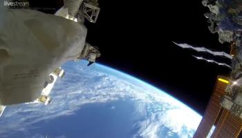 Sledujte live streamy z vesmíru (stanice ISS)