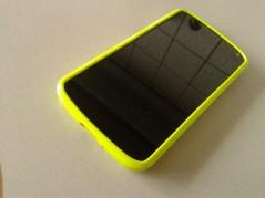 Mercury TPU obal pro Nexus 4