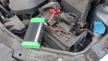 Powerbanka Doca 15000 nastartuje i vaše auto