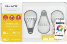 Hra světel s wifi LED žárovkami