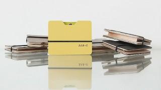 Wallit je minimalistická clipová peněženka